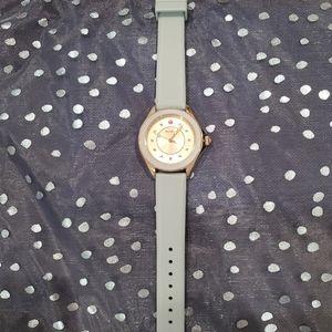 Michele cape topaz watch 40 mm